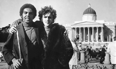 Caetano Veloso and Gilberto