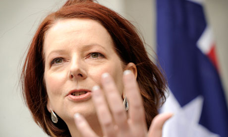 julia gillard 2011. 24 Feb 2011: Julia Gillard