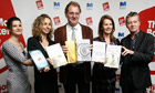 judges & books for booker prize 2010