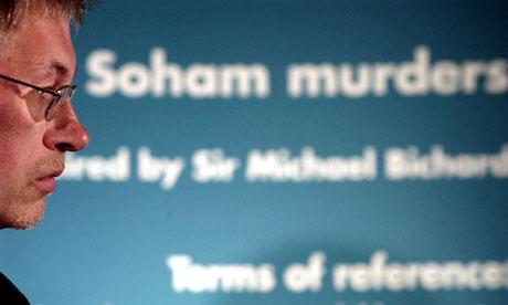 Lord Bichard, the Soham inquiry