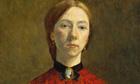 Detail of Self-Portrait, 1902, by Gewn John