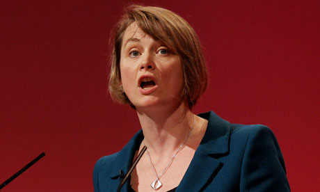 Labour party - Yvette Cooper