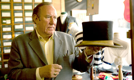 Andrew Neil Hat