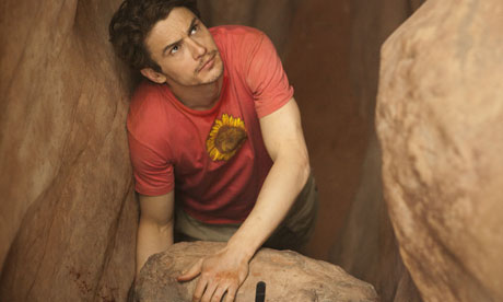 127 Hours – review |... James Franco