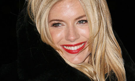 Sienna Miller who is suing News Group accusing them of breaching her