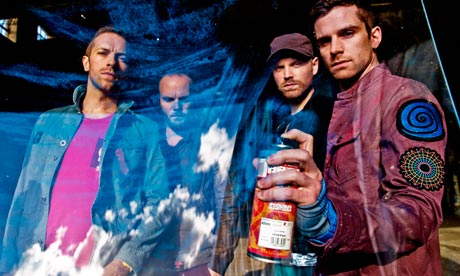 Coldplay: Mylo Xyloto – review