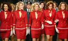 virgin airlines 25th anniversary advert