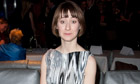 Bryony Hannah photographed in London