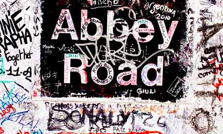 abbey road studios sign