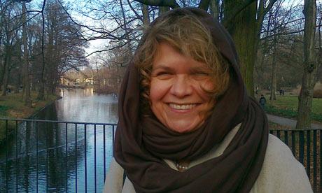 Anna Bikont, winner of European book prize