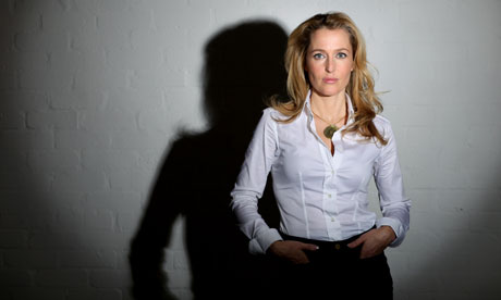 Gillian Anderson youtube interview