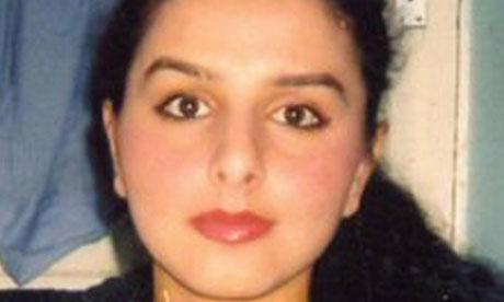 Banaz Mahmod murdered