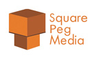 Square Peg Media logo