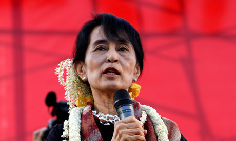 Myanmar will hold by-elections on 01 April 2012