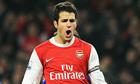Arsenal's Spanish midfielder and captain