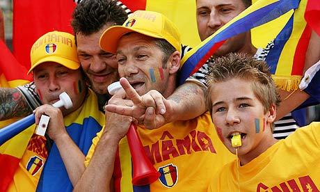 rumanian football league