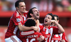 Danny Higginbotham advances Stoke with a goal to beat West Ham
