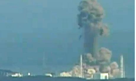 Japan nuclear explosino, Fukushima