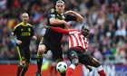 Luis Suárez gives Liverpool the edge over Sunderland