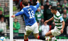 Nikica Jelavic carries Rangers to victory over Celtic in extra time