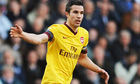 Arsenal doing better than 'big mouth' rivals, says Robin van Persie