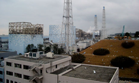 Highly radioactive water is now being detected outside the containment area at Fukushima, experts have warned.