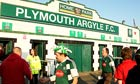 Soccer - Coca-Cola Football League Championship - Plymouth Argyle v Newcastle United - Home Park