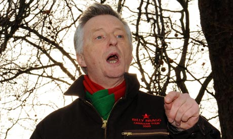 Billy Bragg speech