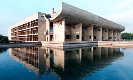 Chandigarh, India, Le Corbusier