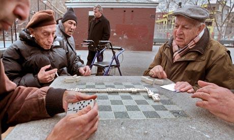 Queens, New York, Uzbek immigrants, dominoes