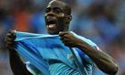 Mario Balotelli, Manchester City, Manchester United, FA Cup