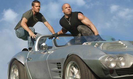 fast and furious 5 review film the guardian