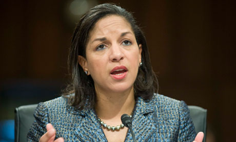 Susan Rice US diplomat
