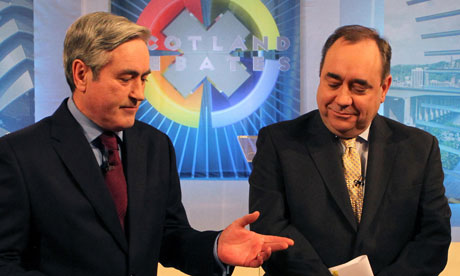 Scotland party leaders debate