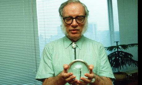 Isaac Asimov's Crystal Ball