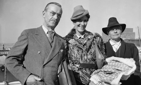 Thomas Mann and Family