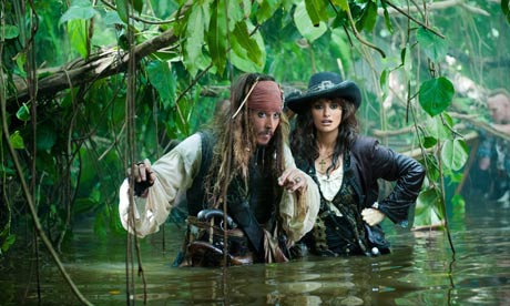 64th Cannes Film Festival - Pirates of the Caribbean: On Stranger Tides