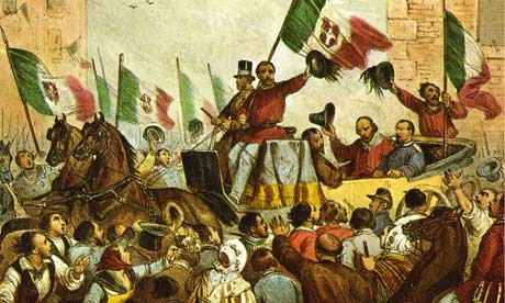 """a report on the italian revolutions of 1848 The """"spring of nations"""", which consisted in the popular uprisings and revolutions that occurred in 1848, was caused by a series of factors which included social, economical and government crisis."""