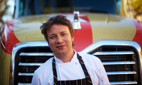 Jamie's Food Revolution Hits Hollywood Jamie Oliver watch this tv highlights