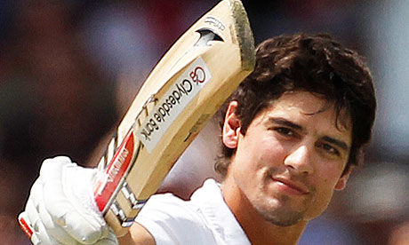 alastair cook ashes. Alastair Cook scored 766 runs