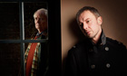 Exile Jim Broadbent and John Simm