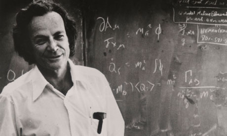 Quantum Man: Richard Feynman's Life in Science by Lawrence M ...