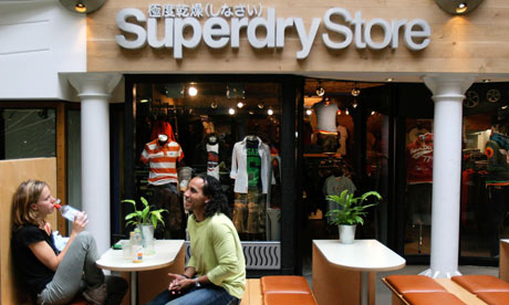 SuperGroup superdry store