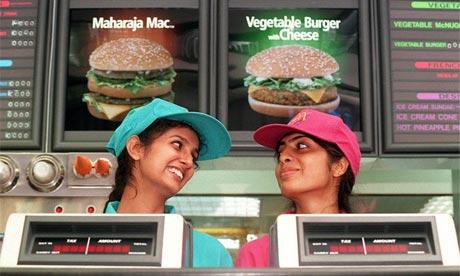 McDonald's In India
