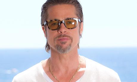 France Cannes Brad Pitt Portraits