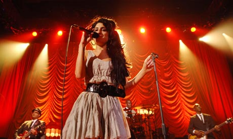 Amy Winehouse alexis petridis