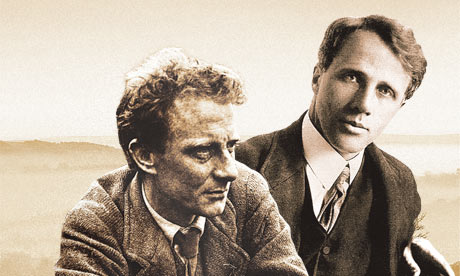 Edward Thomas and Robert Frost