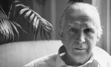Literary editor Karl Miller