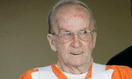 Ku Klux Klan man dies four years after jailing for 1964 murders