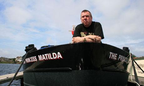 Timothy Spall: Back At Sea